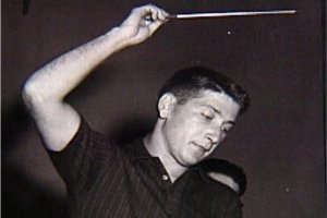 A youthful Jerry Goldsmith