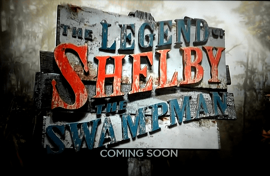 The Legend of Shelby the Swampman: Ax Mens Shelby Stangas Spin off