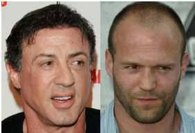 Sylvester Stallone and Jason Statham Have Become Expendable