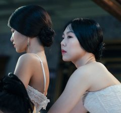 Kim Tae-ri and Kim Min-hee in The Handmaiden, an Amazon Studios / Magnolia Pictures release. Photo courtesy of Amazon Studios / Magnolia Pictures.