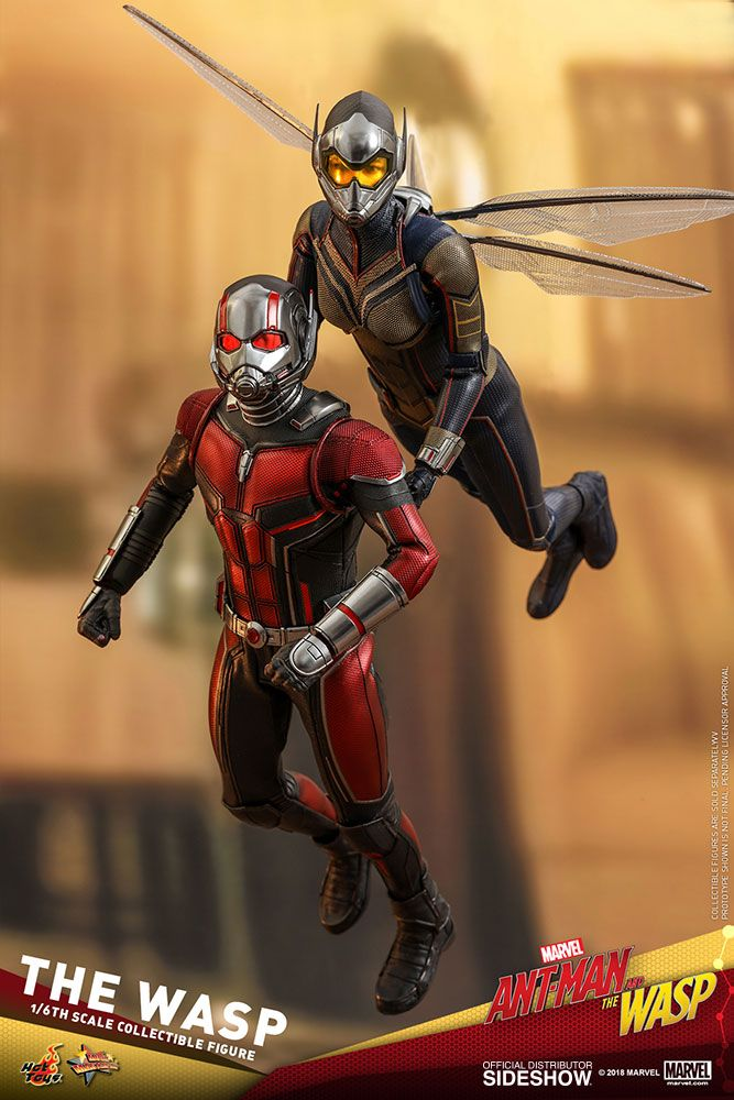 Ant Man 2   Ant Man And The Wasp Set   1 6 Scale Movie Masterpiece     On Sale