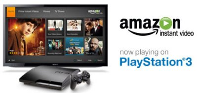 Amazon Instant Video Now Available on PlayStation 3 - Movienewz.com