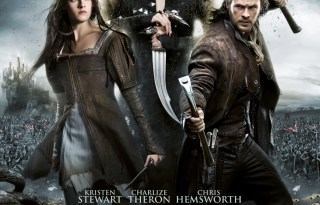 Snow White and the Huntsman Movie Poster And Trailer