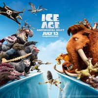 Ice Age: Continental Drift NEW TRAILER