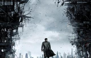 Star Trek Into Darkness Movie Poster 2013