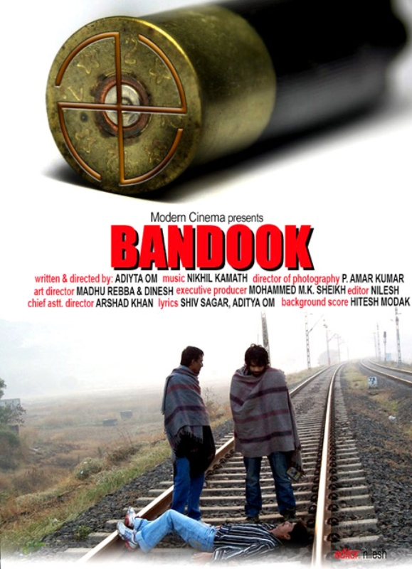 Bandook Movie Poster