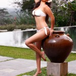 Jism 2 Sunny Leone Photo Shoot White Bikni