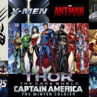 Upcoming Superheroes Movies