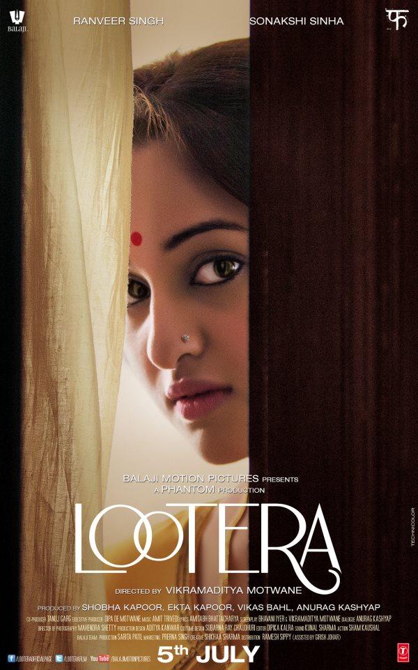 Lootera - Sonakshi Sinha as Pakhi