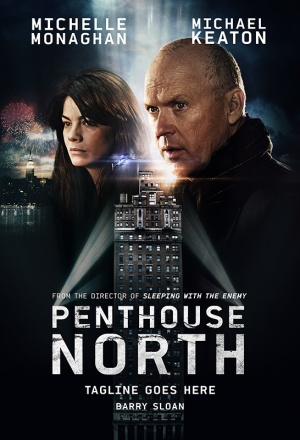 Penthouse North movie poster