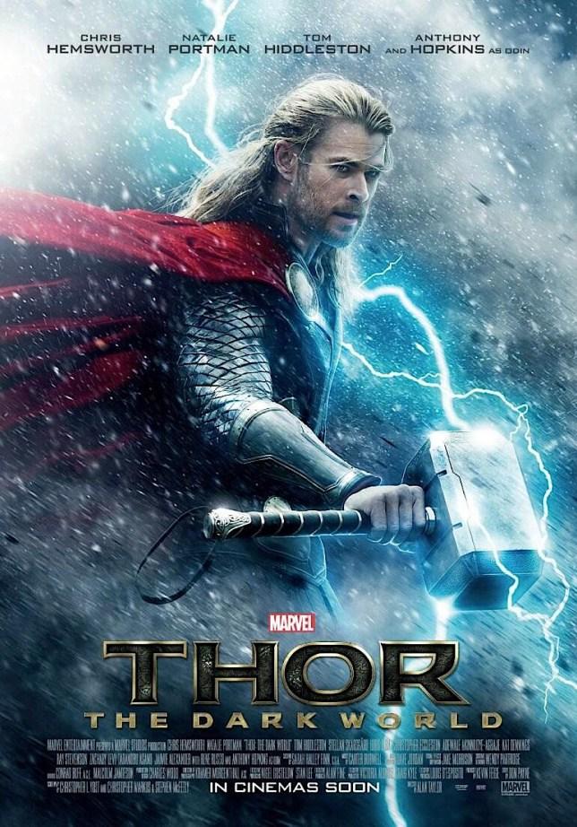 Thor - The Dark World Movie Poster