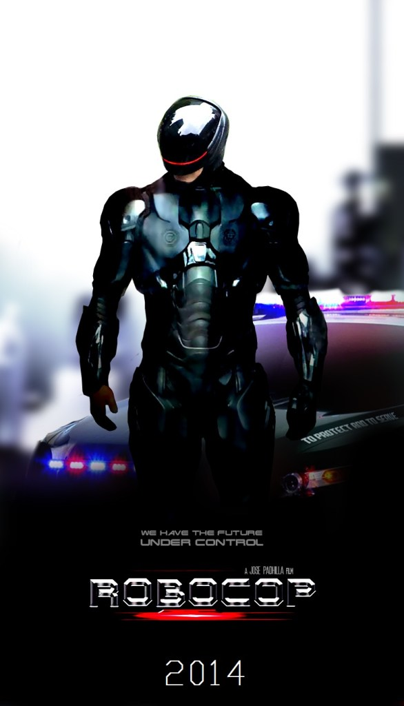 RoboCop Movie Poster 1