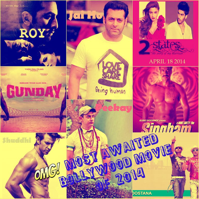 Most Awaited Bollywood Movies of 2014