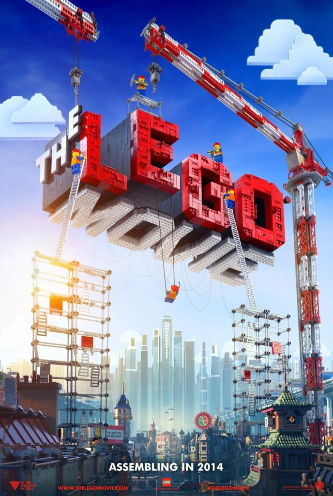 The Lego Movie Poster 1