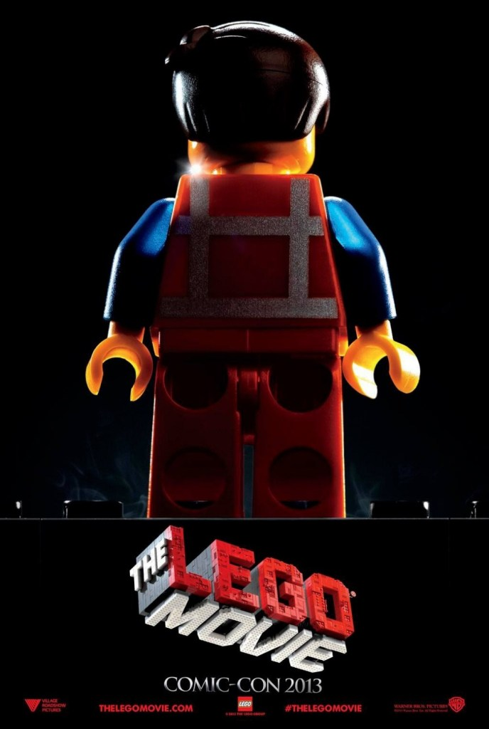 The Lego Movie Poster 2