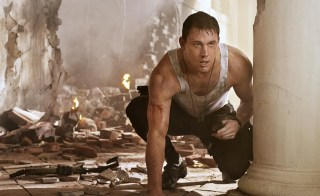 FILM REVIEW: WHITE HOUSE DOWN