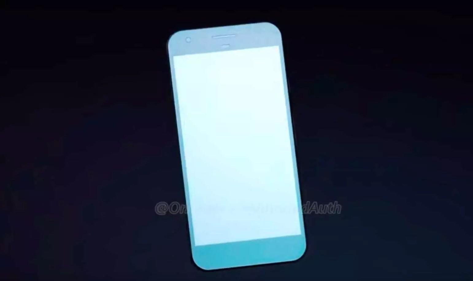Nuevas imágenes del Google Pixel