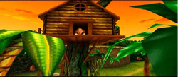 Donkey Kong Tree House 2