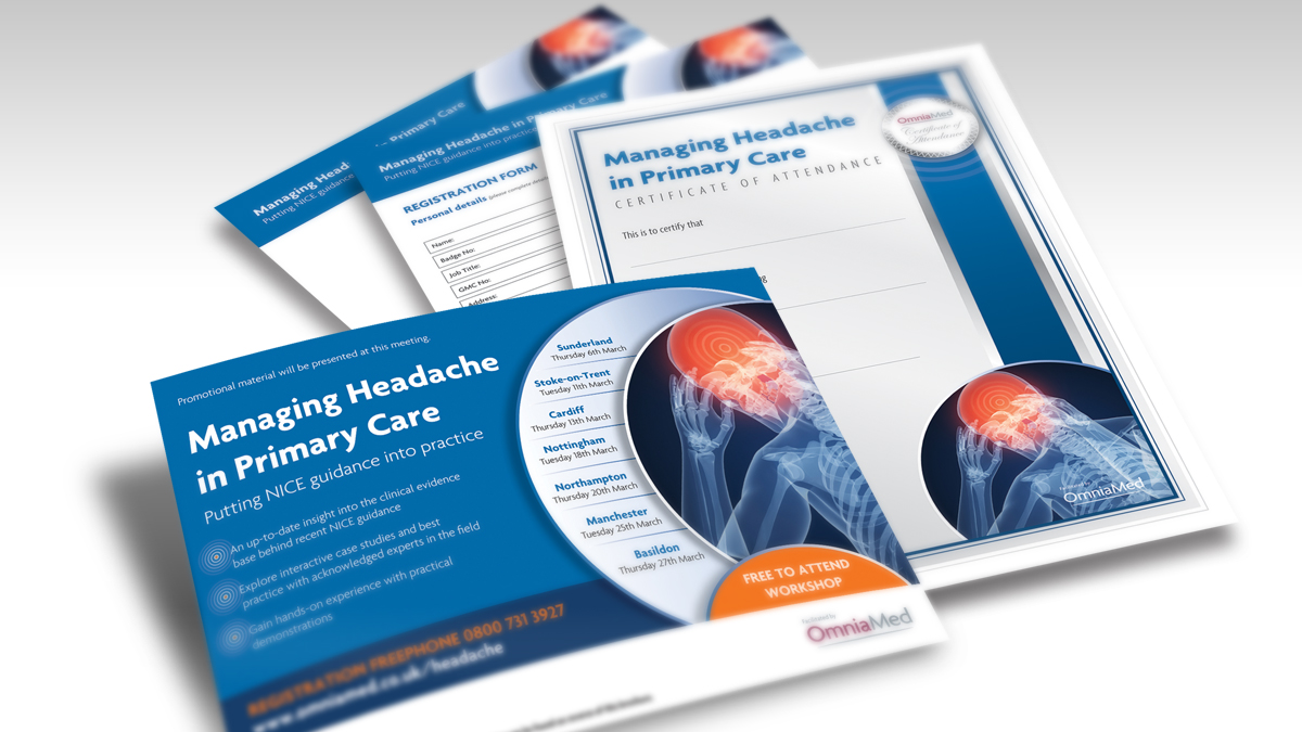 OmniaMed Headache Brochure