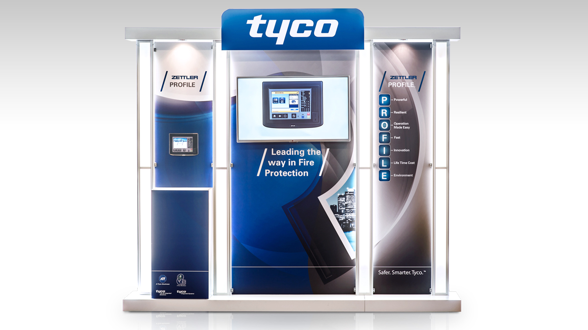 Tyco firestand