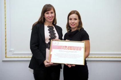 CSR Best Practice díjazottak: Avon