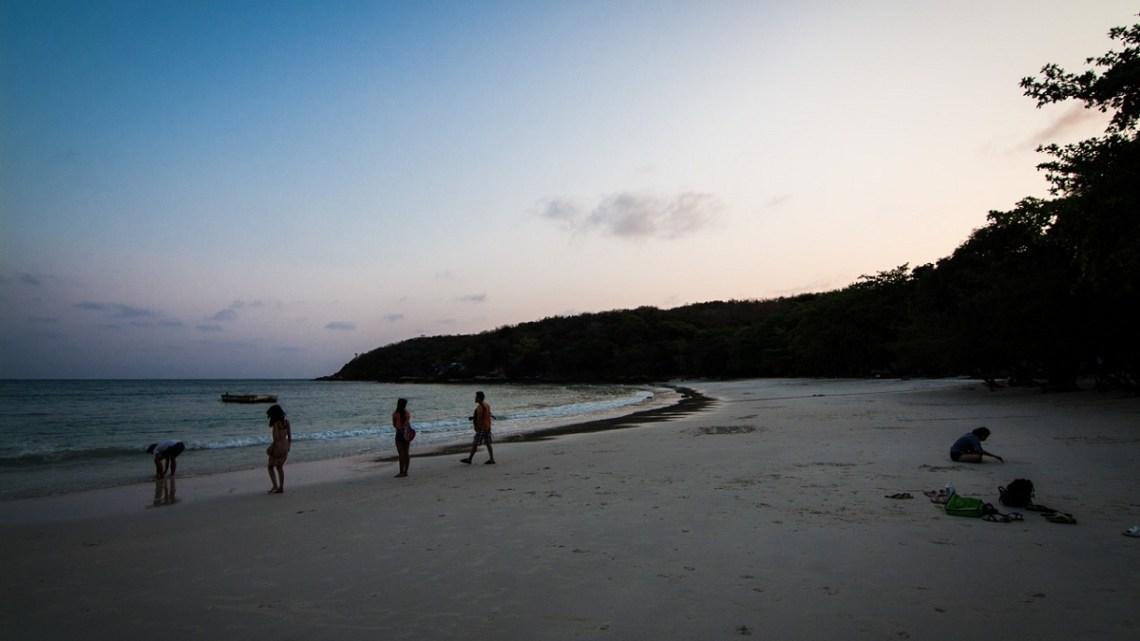 泰国沙美岛