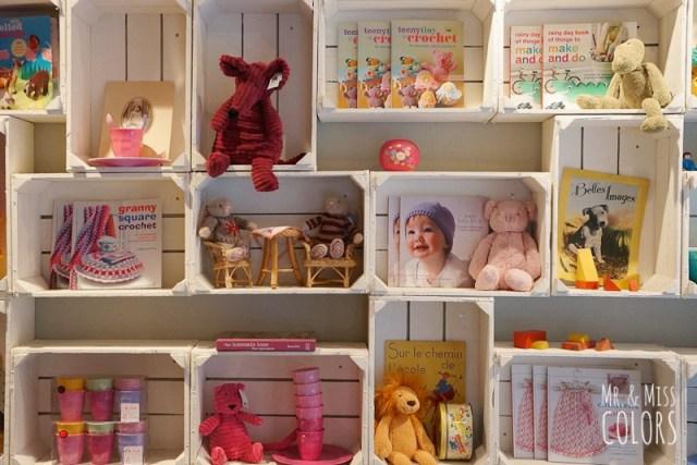 Tienda vintage en el born Barcelones: Ivo and Co