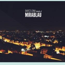 Bar Restaurante Mirablau en el Tibidabo, Barcelona
