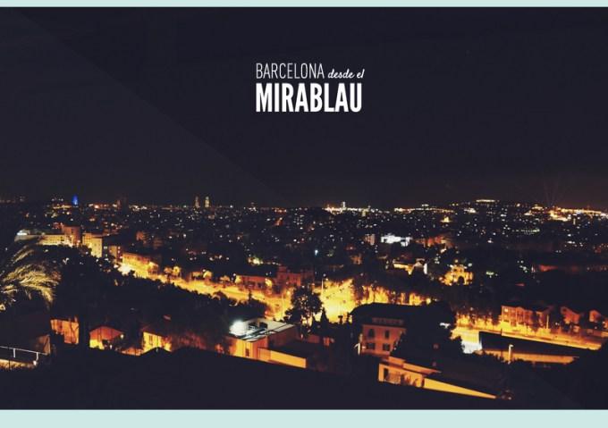 Bar Restaurante Mirablau una copa con vistas a Barcelona en el Tibidabo