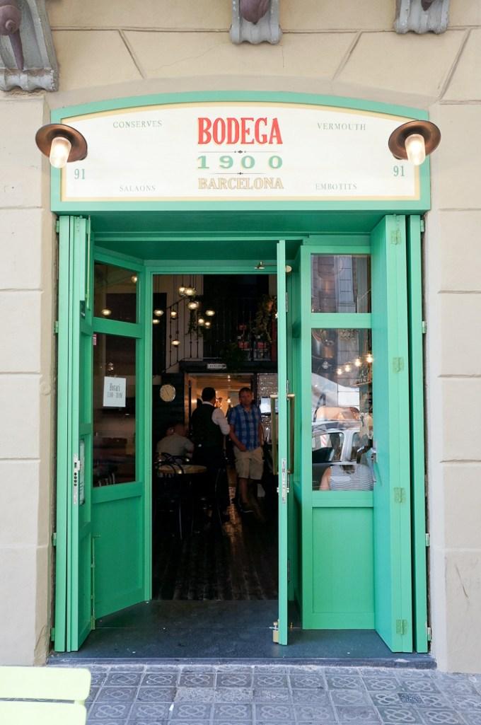 Bodega 1900 la nueva vermuteria de Albert Adrià en Barcelona abre sus puertas
