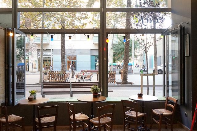 papas and the mamas una cafetería con encanto en Barcelona