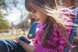 using technology to track kids