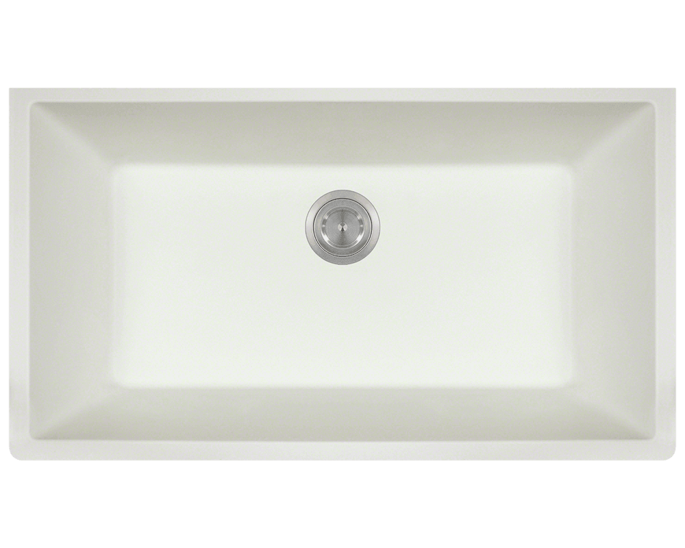 white large single bowl undermount trugranite kitchen sink white kitchen sink undermount