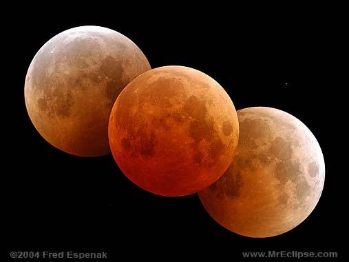 2004 Total Lunar Eclipse