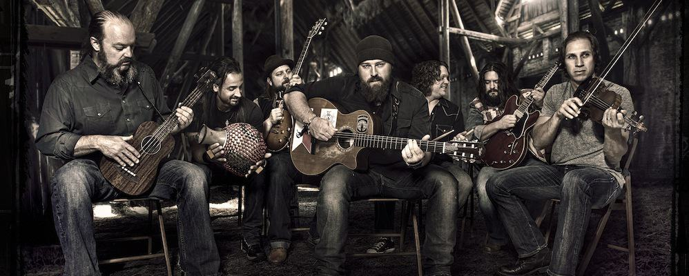 Zac Brown Band Bus to Shoreline Amphitheater