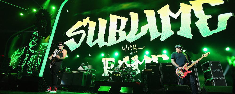Sublime with Rome Party Bus to Concord Pavilion