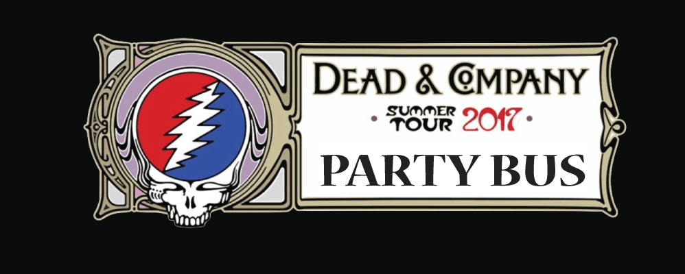 Dead & Company Party Bus (DAY 1)