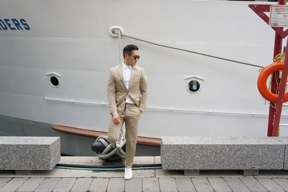 How to Dress for Valentine's Day Lance Chung Express