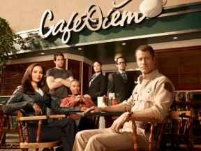 The Cast of the Syfy original series 'Eureka'
