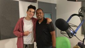 Youtube and Instagram Sensation @DanielSkye Live in Studio with Mo'Kelly! (AUDIO)