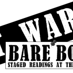 """Like a Loss"" staged reading with Bare Bones 16: At War!"