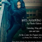Mrs. Hawking THIS SATURDAY at Watch City Steampunk Festival!