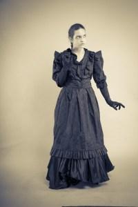 Frances Kimpel as Mrs. Hawking