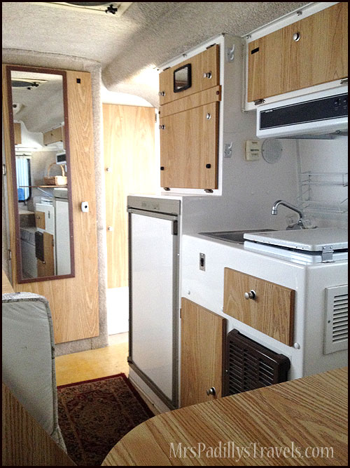 Mrs Padilly S Travels 187 My Casita Travel Trailer S