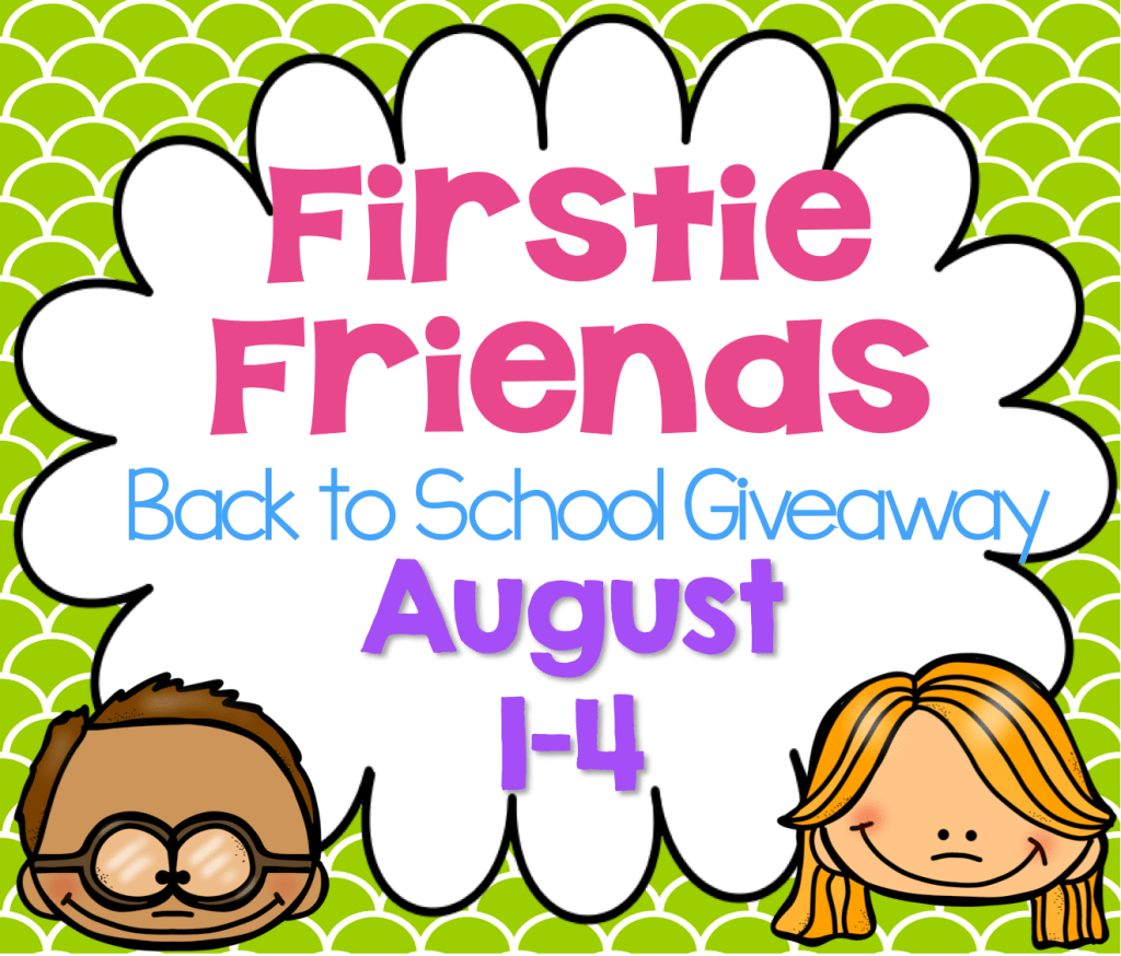 Firstie Friends BTS Giveaway