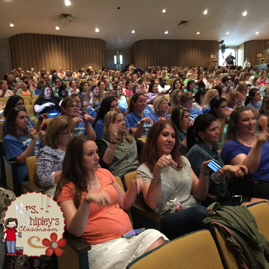 2015 Whole Brain Teachers National Conference