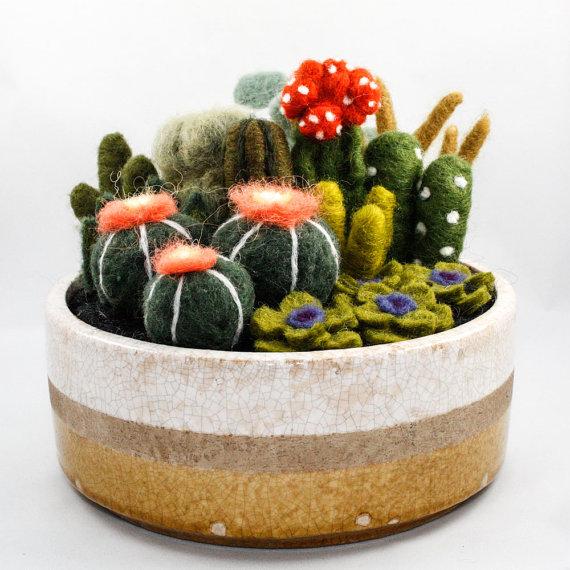 Cactus Felt