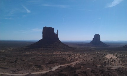 Monument Valley Easy Rider
