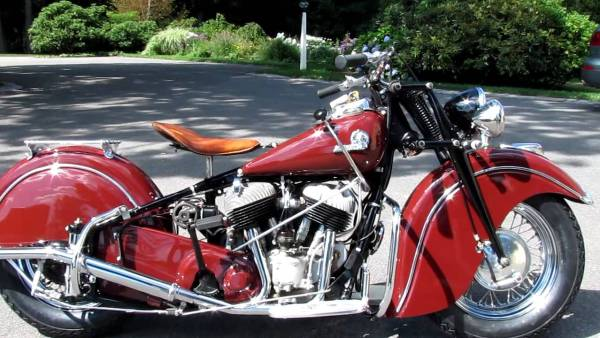 1948 Indian Chief.