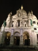 Sacre Coeur church in Paris